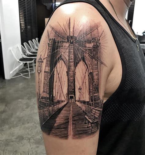 tattoo brooklyn bridge best design ideas