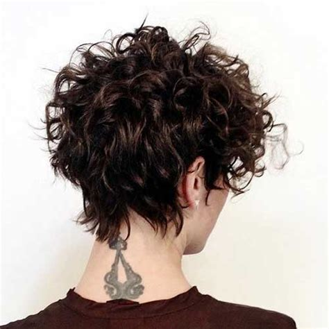 short hair cuts for natural curly hair front and back views gorgeous short curly hair ideas you must see short