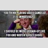 Willy Wonka Meme Funny | 550 x 309 jpeg 38kB