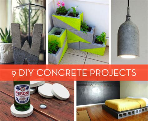 diy projects to try 9 diy concrete projects to try this weekend 187 curbly diy