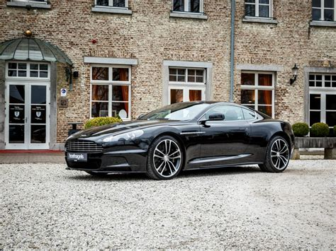 Aston Martin Dbs Black by Aston Martin Dbs Carbon Black Spotted For Sale