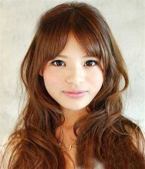 Asian Hairstyles With Bangs by 25 Gorgeous Asian Hairstyles For