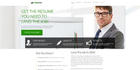 Resume Review the 5 best ranked resume writing services product