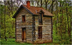 What Is The Cabin by Cabin On Overcast Day Edward Paintography