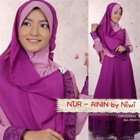 Gamis Dress Baju Muslim Murah Cewek Syari Muslimah 50 baju pesta abg galeri ayesha jual baju pesta modern