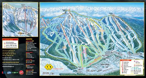 Finder Washington Mount Washington Trail Map Footer Club Mt Washington Page With Trail Map Trailmap