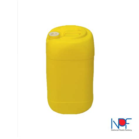 Square Outer jerry can 30 liter square outer inner thread national