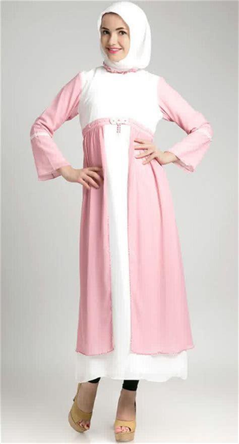 Narita Dress Baju Dress Muslimah 1 gambar trend model baju dress muslim modern 2015