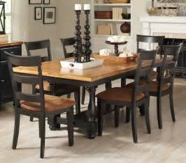 Black Dining Table Design Black And Oak Dining Table Best Photo Reference