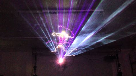 rgb laser light projector nrg 3000 rgb mini pro ilda 30k laser light projector