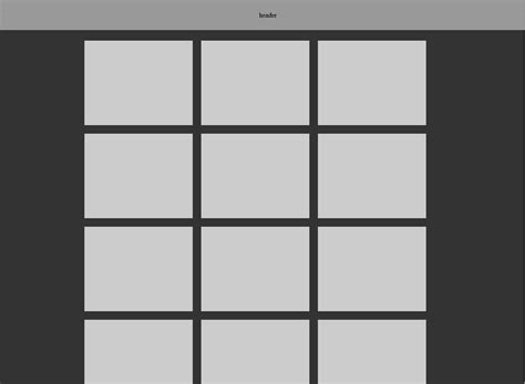responsive layout grid html responsive website design february 2015