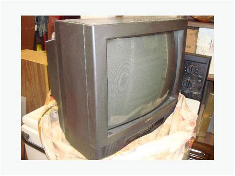 Tv Sharp 21 Inch Tabung 21 inch crt tv color television sharp linytron 15 central ottawa inside greenbelt ottawa