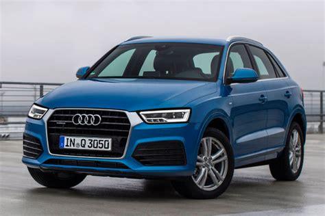 Audi Q3 Information by 2017 Audi Q3 Information