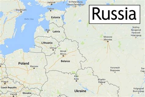 russia map borders us defense news opinion and analysis on us