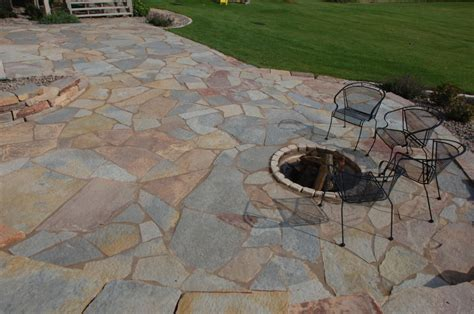 patio flagstone patios slate walkway bluestone patio