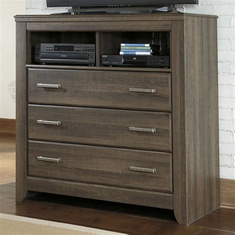 bedroom media chest juararo bedroom media chest in brown b251 39