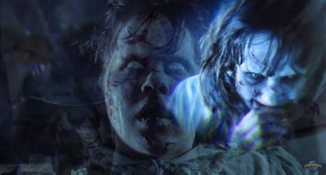 exorcist film theme the exorcist tranforms into a vomit wrenching theme park