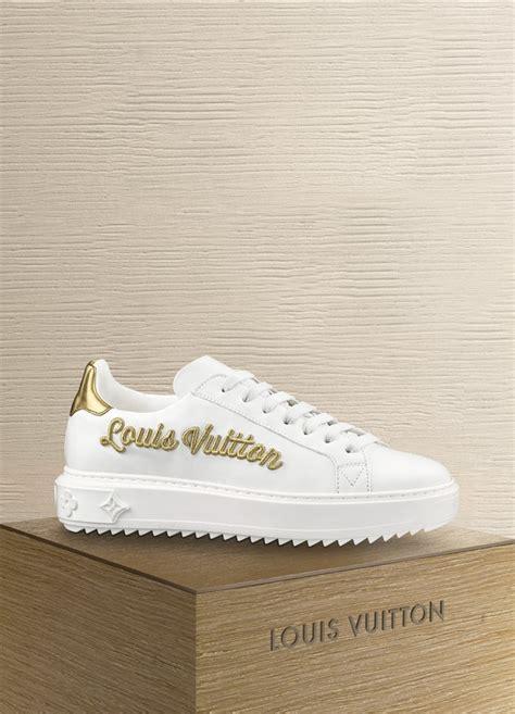 sneaker time  femme louis vuitton  sevres