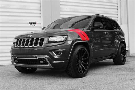 2014 jeep grand tires 2014 jeep grand clear bra 22 quot xo wheels