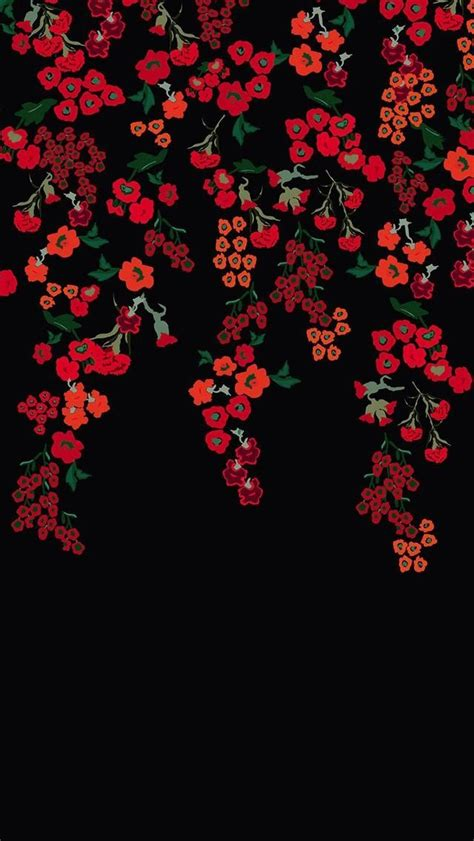 red flowers christmas wallpapers fondos tap