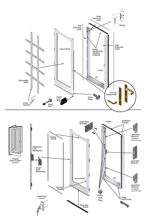 patio door repair parts icamblog