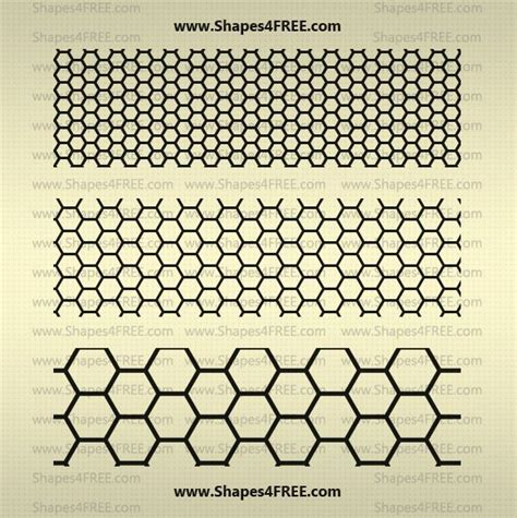 pattern presets photoshop free hexagon photoshop patterns webdesign pinterest