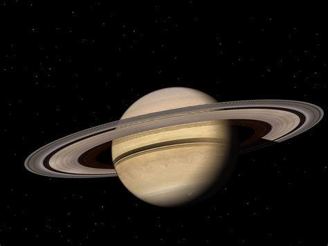 orbit and rotation of saturn saturn home