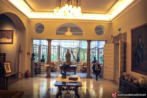 casa sorolla madrid museo sorolla la joya de chamber 237 barrios de madrid