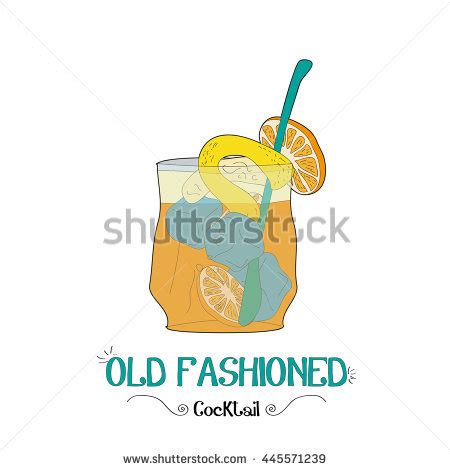 old fashioned cocktail illustration salt and pepper beach stock photos royalty free images