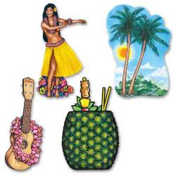 luau supplies leis coconut cups pinatas
