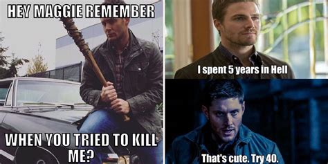 Memes Supernatural - side splitting supernatural memes cbr
