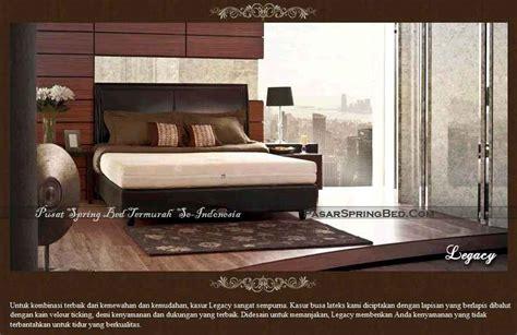 Kasur Bed Americana kasur lateks americana harga bed termurah di