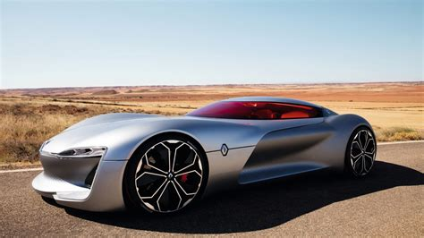 Trezor Concept Concept Cars Vehicles Renault Ireland
