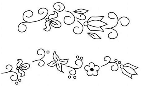 patrones para bordados patrones para bordar pa os de cocina arabescos para bordar o pintar multy patrones
