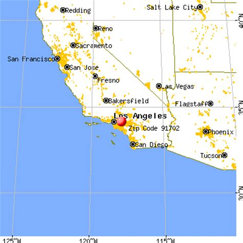 azusa zip code map 91702 zip code azusa california profile homes