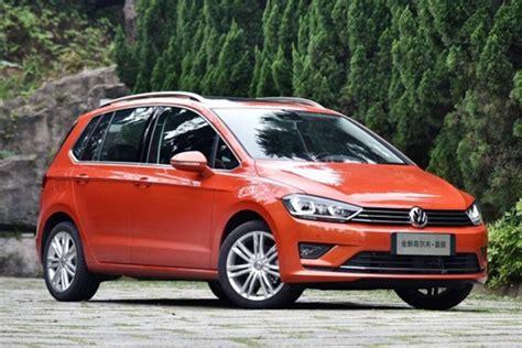 Volkswagen Auto Sales by Volkswagen Golf Sportsvan China Auto Sales Figures