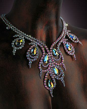 Dear Fashion Serenas Necklace by 1000 Images About Ballroom Jewelry On