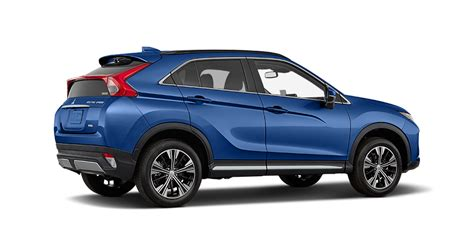 2019 Mitsubishi Cross by What Colors Does The 2019 Mitsubishi Eclipse Cross Come In