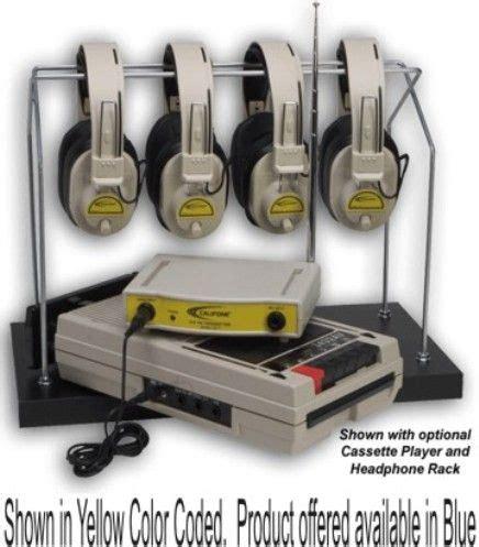 cps 100 transmitter califone cls725 4 wireless listening center 4 position