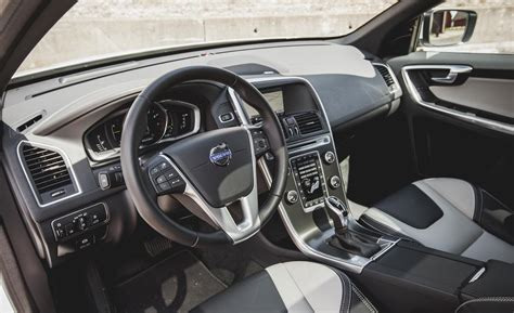 volvo xc60 2015 interior car and driver