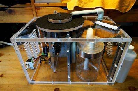 diy record cleaning machine project repair project quot diy vacuum record cleaning machine quot