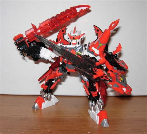 Mainan Figure Titan tenkai knights new robot building block line page 7 tfw2005