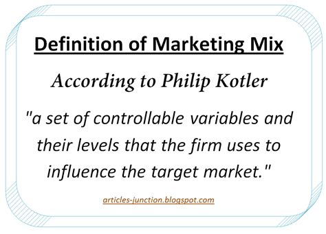 layout meaning in marketing articles junction 4 p s of marketing mix elements of