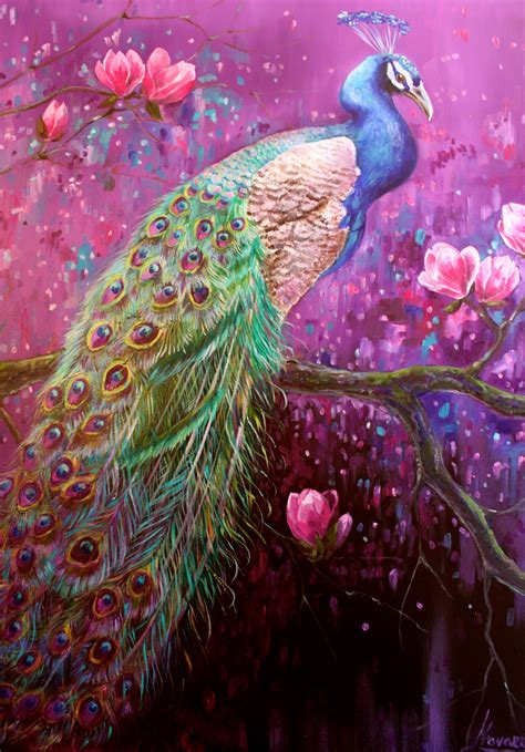 free painting artfido buy peacock paintings peacock wall