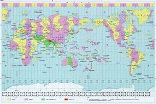 World Clock Map by Pics Photos World Map Time Zones 4790538855974233 Jpg