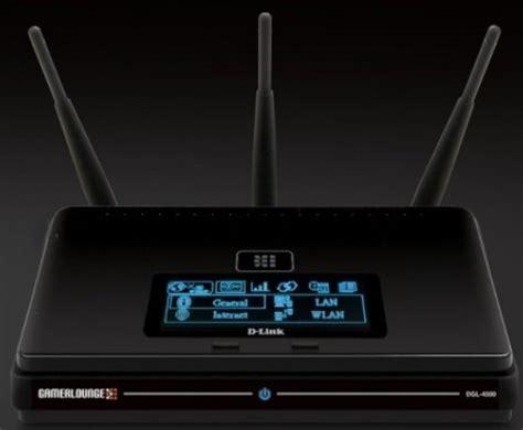 best d link d link dgl 4500 gaming router ubergizmo