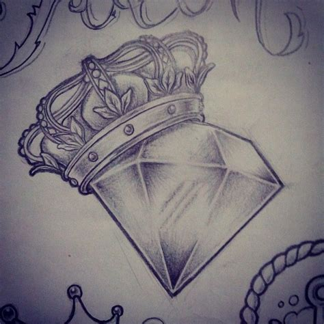 diamond queen tattoo you re the king and i m the diamond cool tattoos