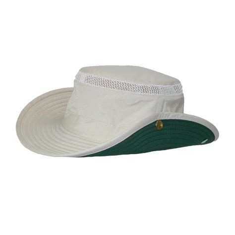 ltm3 lightweight airflow snap up brim hat by tilley