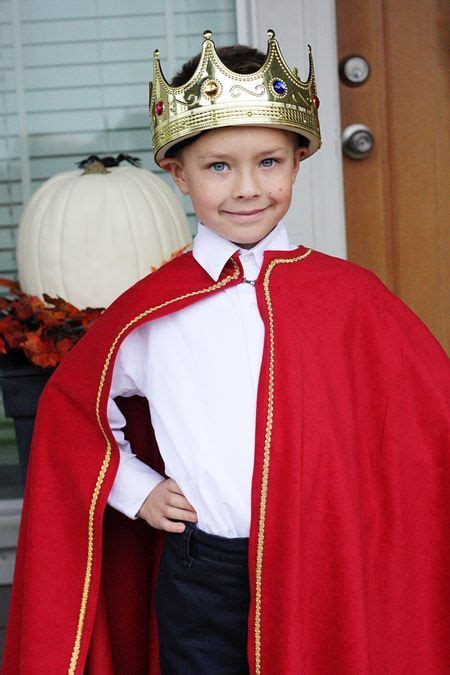 happy halloween prince costume  kids king costume