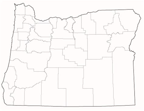 map of oregon showing counties census of agriculture 2012 census publications state